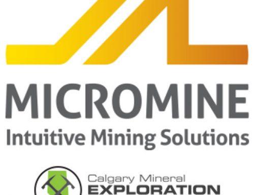 Micromine Training for Calgary MEGS