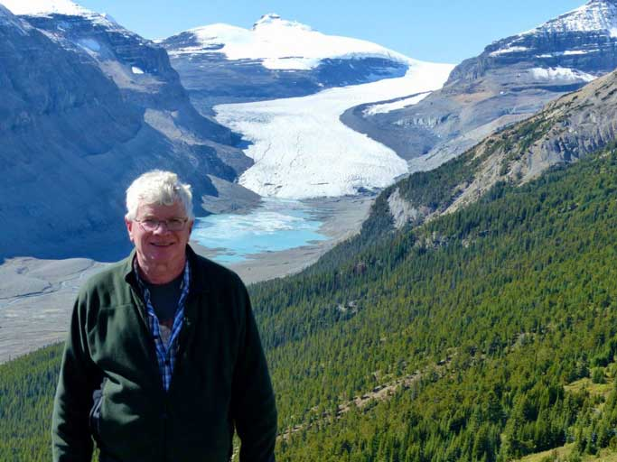 MEG Calgary Luncheon - The Scenic Geology of Alberta with Dale Leckie